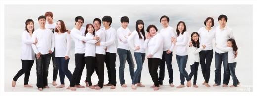 남양주가족사진 가족사진 호평가족사진추천 배선복사진작가